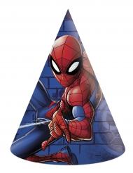 6 kalashattar i kartong från Spider-Man™