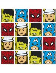 20 servetter från Avengers™ 33 cm