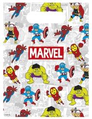 6 kalaspåsar från Avengers™ - Kalaskul