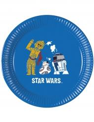 Star Wars Forces™ - 8 kartongtallrikar 20 cm