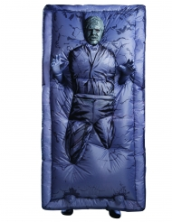Han Solo ™ i karbonit, uppblåsbar vuxenkostym