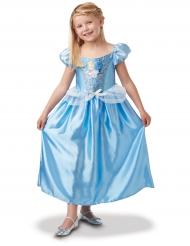 Askungen™ från Princesses Disney™ - Klassisk maskeraddräkt med paljetter för barn