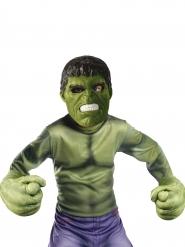Hulken™ mask och jättehandskar barn