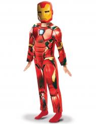 Iron Man™ deluxe dräkt barn