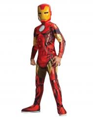 Iron Mans™ fräcka dräkt - Klassisk maskeraddräkt för barn