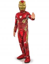 Iron Man™ från Infinity War™ - Klassisk maskeraddräkt för barn