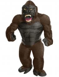 King Kong™ - Uppblåsbar maskeraddräkt för vuxna