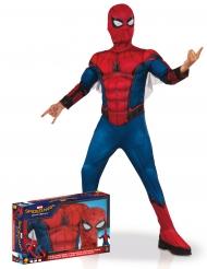 Spider-Man Homecoming™ - Lyxig maskeraddräkt i gåvobox för barn