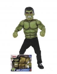 Hulken™ - Mask och maskeraddräkt för barn
