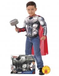 Thor från Avengers™ med hammare - Maskeradkläder för barn