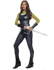 Gamora från Gariens of the Galaxy 2™ - Maskeradkläder för vuxna