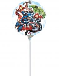 Liten ballong i aluminium från Avengers™ 23cm