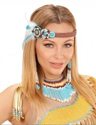 Indianska smycken dam