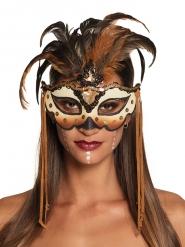 Voodoo mamba mask - Halloween masker