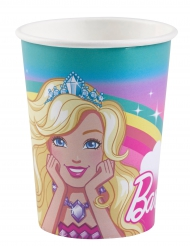 8 muggar från Barbie Dreamtopia™ - 250 ml