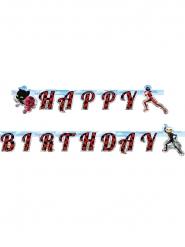 Happy Birhtday-slinga från Ladybug - Partydekor