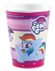 8 muggar i kartong från My Little Pony™ 250 ml