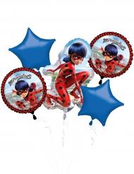 Ladybug™ - Bukett med ballonger till kalaset