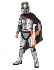 Captain Phasma från Star Wars™ - Lyxig dräkt för barn