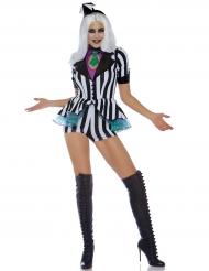 Fröken Beetle - Halloweenkläder för vuxna