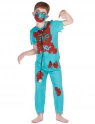 Dr. Zombie - Halloweenkläder för vuxna
