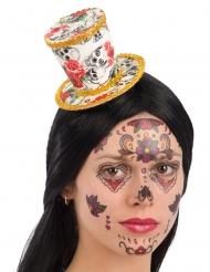 Dia de los Muertos - Minihatt till Halloween