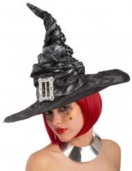 Häxans fräcka hatt - Halloweenhatt för vuxna