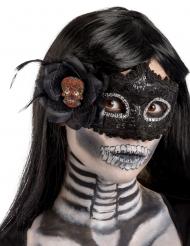 De dödad dag svart dammask