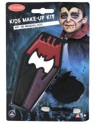 Vampyr sminkningskit för barn - Halloween sminkning