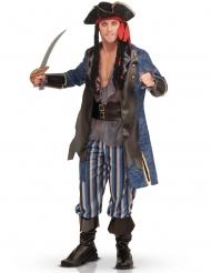 Kapten Lyxig - Piratdräkt för vuxna