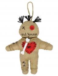 Voodoo docka - Halloweenaccessoarer