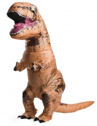 T-rex från Jurassic World™ - Uppblåsbar maskeraddräkt för vuxna