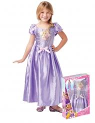 Klänning med paljetter från Rapunzel™ - Maskeradkläder för barn