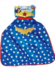 Wonder Woman Super Hero girls™ mantel och tiara