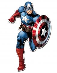 Avengers™ - Väggdekorationer i kartong med överraskningsmoment 30 cm