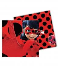 20 Servetter från Ladybug™ 33 x 33 cm