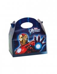 4 Avengers ™ kartonglådor 16x10,5x16