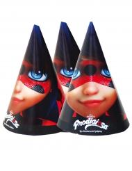 Ladybug™ - 6 Kalashattar i kartong