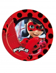 8 kartongtallrikar från Ladybug™ 23 cm