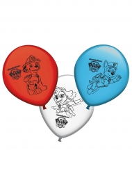 8 PAW Patrol™ latexballonger 30 cm
