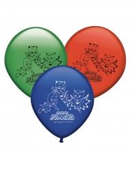 Pyjamashjältarna™ - 8 Ballonger i latex