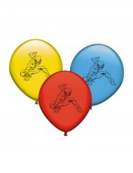 Spider-Man™ - 8 latexballonger till kalaset