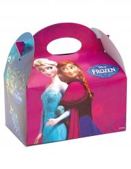 Frost™ - Låda i kartong till kalaset 16 x 10,5 x 16 cm