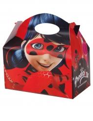 12 Ladybug™ - kartongaskar 10,5 x 16 cm