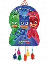 Pyjamashjältarna™ - Piñata i kartong 46 x 65cm