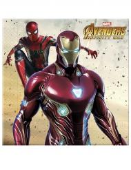 Avengers Infinity War™ - 20 servetter i papper