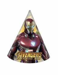 Avengers Infinity War™ - 6 kalashattar i kartong