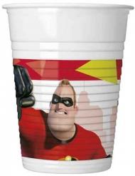 Superhjältarna 2™ - 8 muggar till kalasdukningen 200 ml