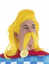 Trubadix™ - Mustasch och peruk från Asterix & Obelix™