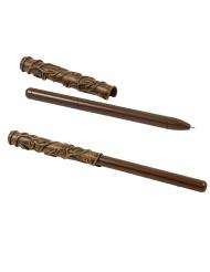 Lysande penna som ser ut som Hermiones™ trollstav från Harry Potter™